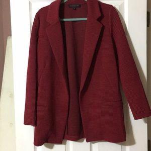 Jackets & Blazers - Long Vintage Shop Red Blazer